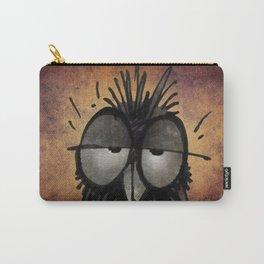Sleepy Owl Carry-All Pouch