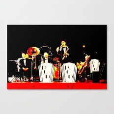 Cotton Club Crooners Canvas Print