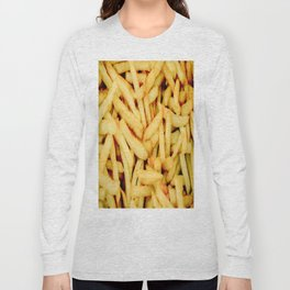 French Fries Long Sleeve T-shirt