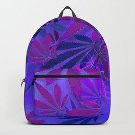 Purple Swirl Backpack