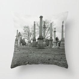 SECOND LIFE Throw Pillow