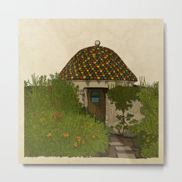 The Guard House Metal Print