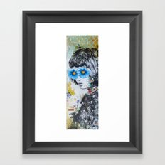 Los Arboles de Fantasia 2 Framed Art Print