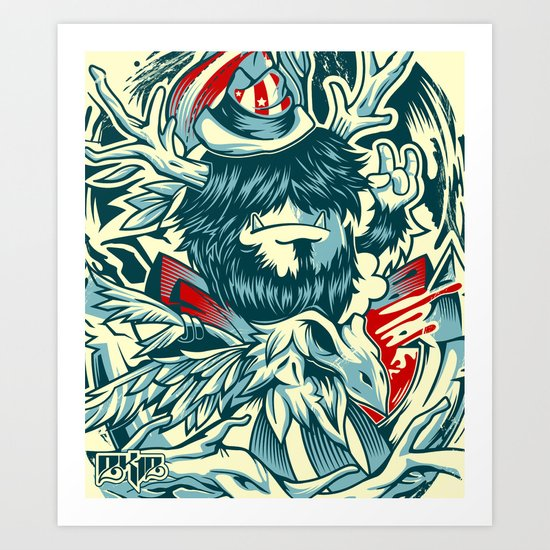 LongLived Art Print