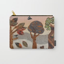 Birds Refuge Carry-All Pouch