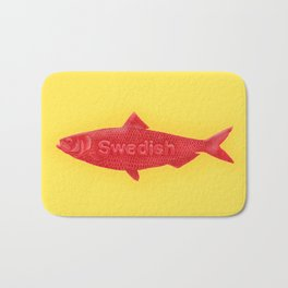 Swedish Fish Bath Mat