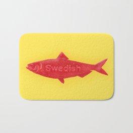 Swedish Fish Bath Mat