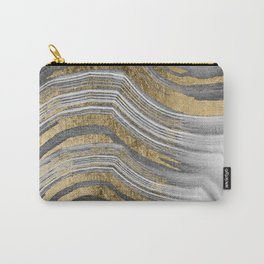 Abstract paint modern Carry-All Pouch