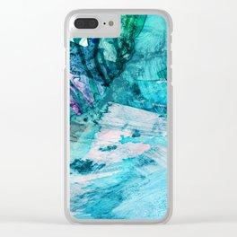Rupture Clear iPhone Case