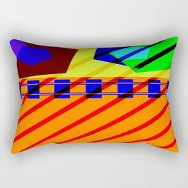 Michin Dachi Rectangular Pillow