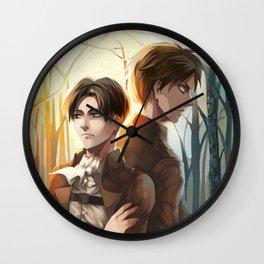 Humanity's Wall Clock