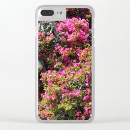 Spring Wild Flowers | Greece #society6 Clear iPhone Case