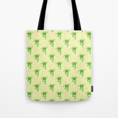Sweet Baby Frog Tote Bag