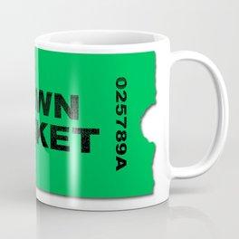 Pawn Ticket Coffee Mug