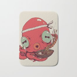 Spicy Ramen Bath Mat