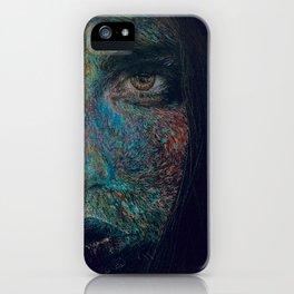 Regarde iPhone Case