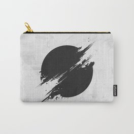The Sun Is Black Carry-All Pouch