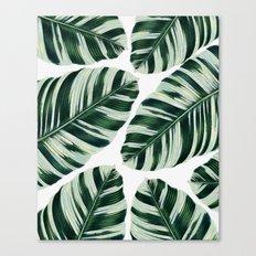 Tropical Foliage #society6 #buyart #decor Canvas Print