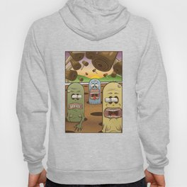 A Group of Fingers Hoody