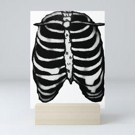 RibCage Mini Art Print