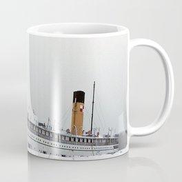 SS Keewatin in Winter White Coffee Mug