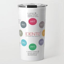 Identi3 w full descriptions Travel Mug