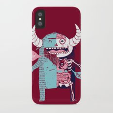 All Monsters are the Same iPhone X Slim Case