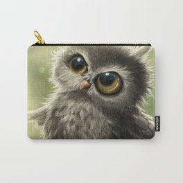 The Owl's  Carry-All Pouch