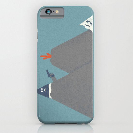 Snow Capped iPhone & iPod Case