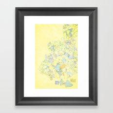 What's Your Fortune? Framed Art Print