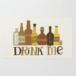 Drink Me Rug