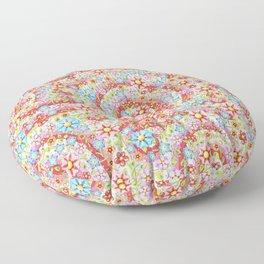 Millefiori Auspicious Waves Floor Pillow