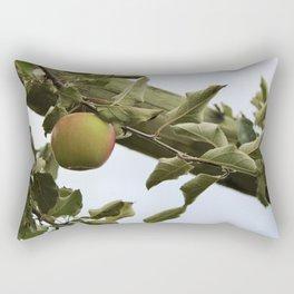 Apple Picking Rectangular Pillow