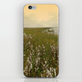 Country by the sea iPhone Skin