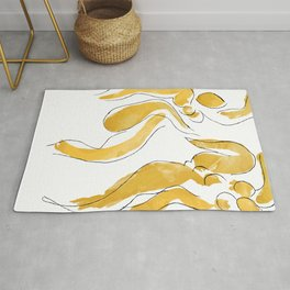 Study for The Dance Matisse Rug