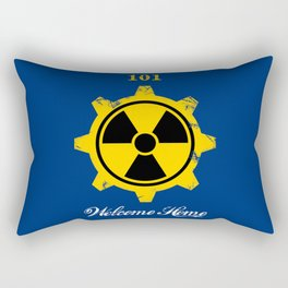 Vault 101 Rectangular Pillow