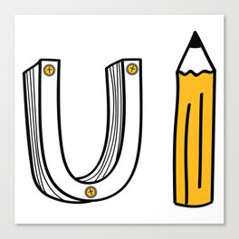 UI Canvas Print