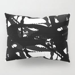 Ink Art 2 Pillow Sham