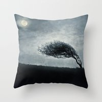 earthbound Throw Pillows featuring Unrequited love.... by Pauline Fowler ( Polly470 )
