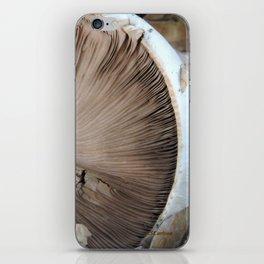 TEXTURES -- Mushroom Uprooted iPhone Skin