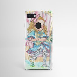 Alice's Mad Tea Party Android Case
