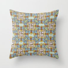 Altschmerz Throw Pillow
