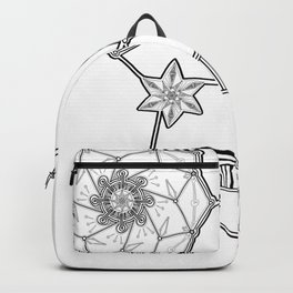 Me & You Doodle Backpack