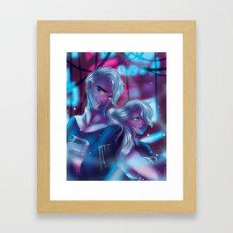 Danny & Dani Framed Art Print