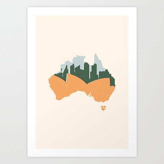 Sydney - Australia Art Print