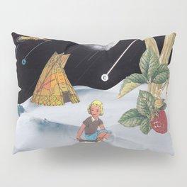 K2 Mountain Pillow Sham