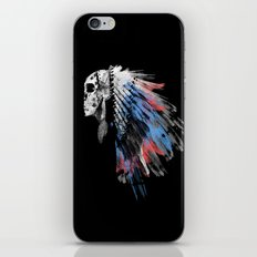 Dead Chief iPhone & iPod Skin