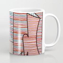 Bridget Riley Coffee Mug