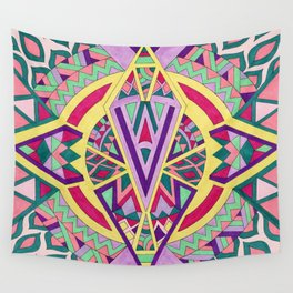 Abstract Journey Wall Tapestry