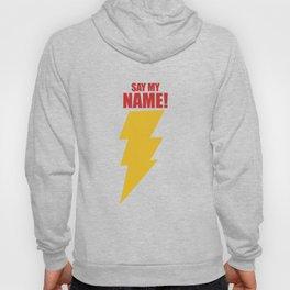 Shazam (Say My Name!) DC Comics Fan Art Hoody